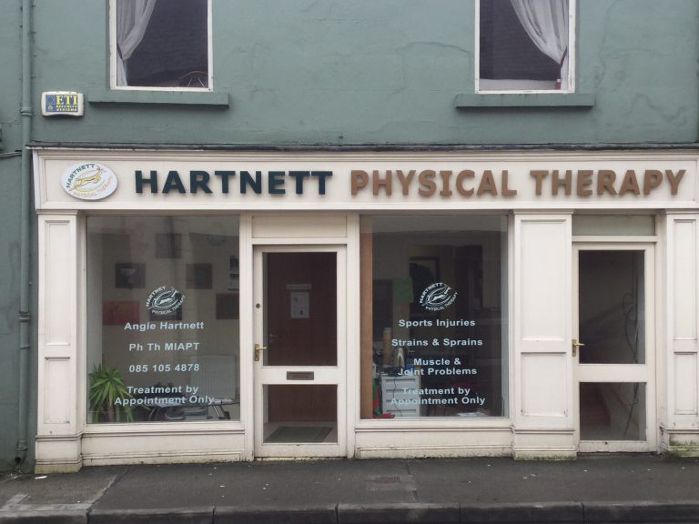 Hartnett Physical Therapy Office
